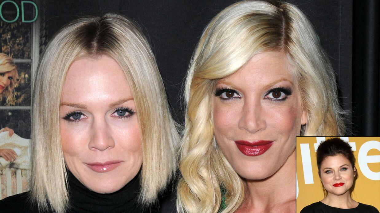 Jennie Garth et Tori Spelling en guerre contre Tiffani Thiessen: les ex de Beverly Hills se détestent