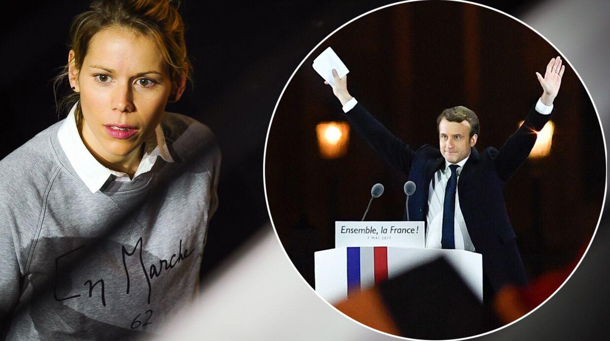 Tiphaine Auzière raconte la réaction d'Emmanuel Macron en découvrant son élection en famille