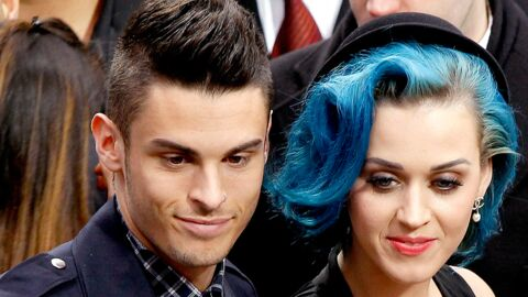 Katy Perry et Baptiste Giabiconi très proches à la Fashion Week