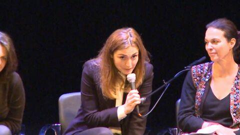 Julie Gayet parle de sa relation avec François Hollande, pour la première fois