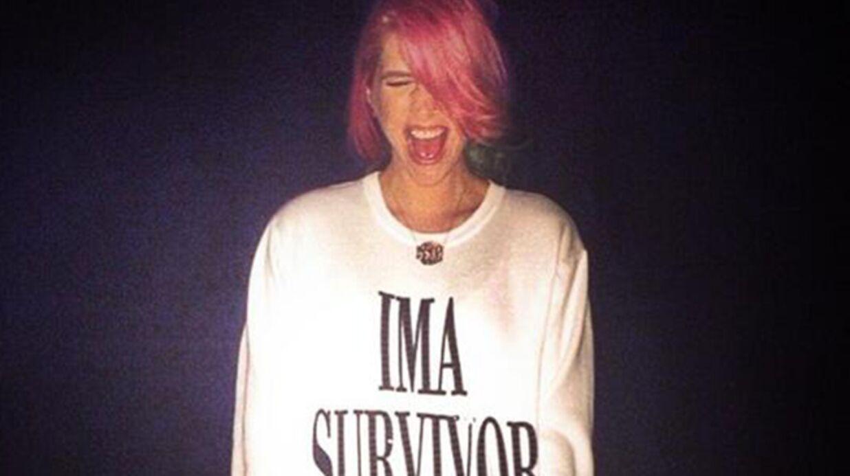 PHOTO Ke$ha anorexique: la chanteuse a repris des couleurs
