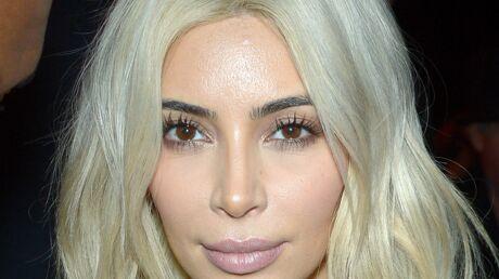PHOTOS Le gros loupé maquillage de Kim Kardashian