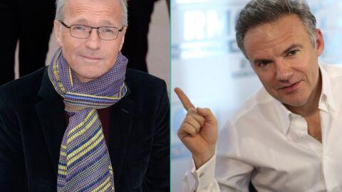 Laurent Ruquier rembarre sévèrement un candidat à la succession d'Aymeric Caron