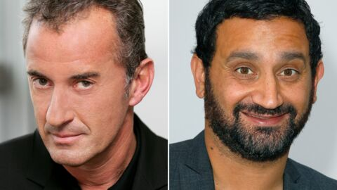 Cyril Hanouna se moque du physique de Christophe Dechavanne