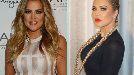 PHOTOS Khloé Kardashian: en 1 an à peine, elle a totalement changé de visage