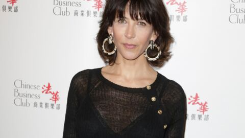 PHOTOS Sophie Marceau ose le top transparent qui en montre beaucoup