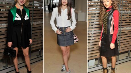 PHOTOS Fashion week: Léa Seydoux, Selena Gomez et Zendaya hyper chics au défilé Louis Vuitton