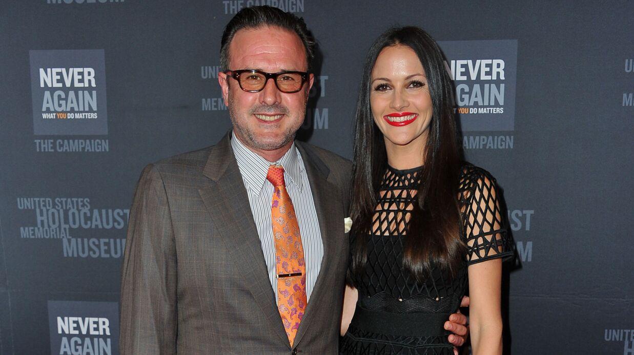 PHOTO David Arquette: l'ex de Courteney Cox est papa pour la 3ème fois