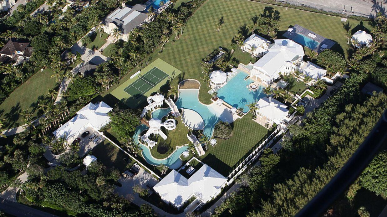 DIAPO Ces 5 magnifiques maisons de stars sont à vendre: gros budget demandé