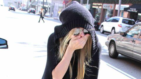 La photo choc du visage tuméfiée d'Avril Lavigne