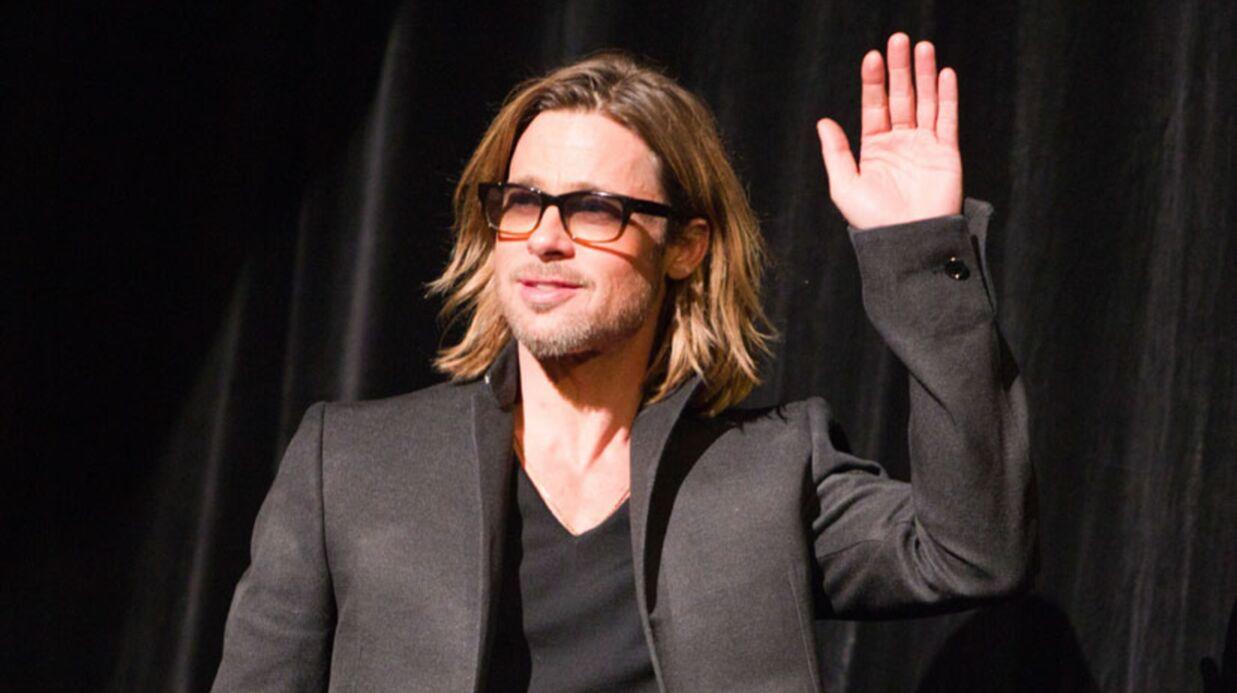 Brad Pitt s'offre aux enchères sur eBay