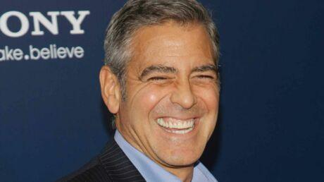George Clooney: pour le faire rire, il suffit de péter