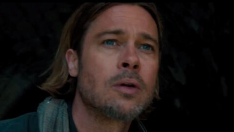 VIDEO Brad Pitt en guerre contre les zombies dans World War Z