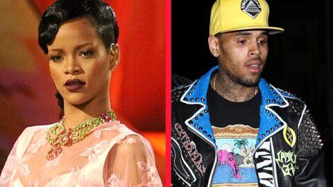Rihanna dément sortir avec Chris Brown