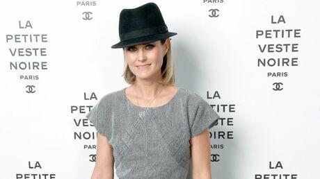 DIAPO Laeticia Hallyday de retour à Paris pour Lagerfeld