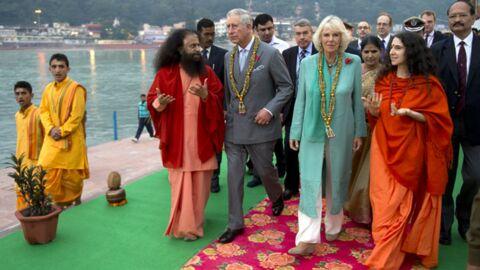 DIAPO Le voyage du Prince Charles et Camilla en Inde