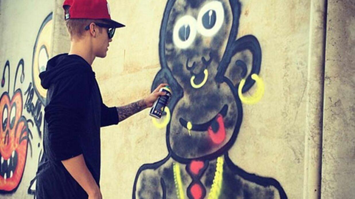 Le Brésil porte plainte contre Justin Bieber pour vandalisme