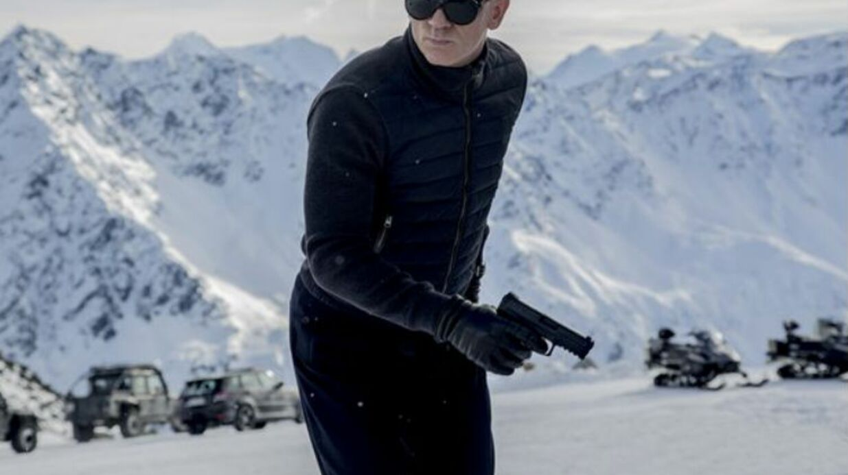 C'est vu: 007 Spectre, le dernier James Bond