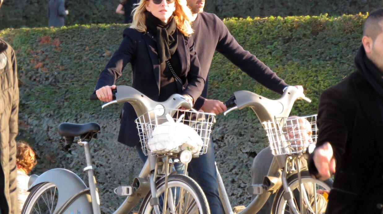 PHOTOS Patrick Dempsey en amoureux à Paris avec… son ex-femme!