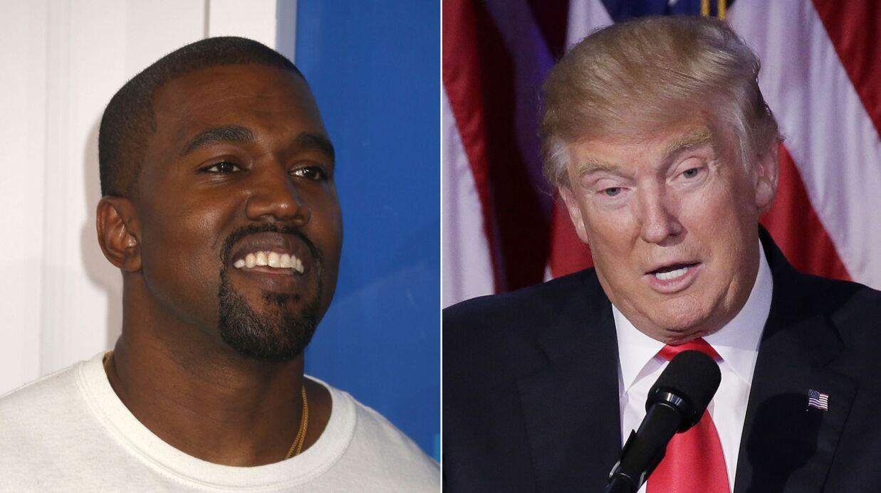 Kanye West: désespérés par l'élection de Trump, ses fans veulent qu'ils soit élu en 2020
