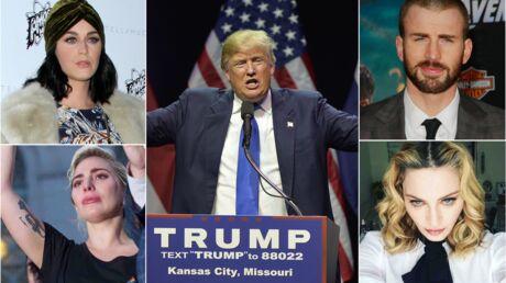 Élection américaine: les stars consternées par la victoire de Donald Trump