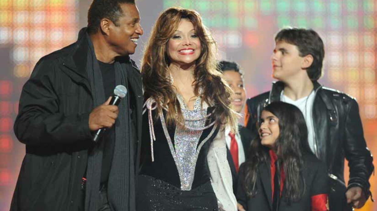 VIDEO Michael Jackson: ses enfants à son concert hommage