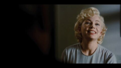 Michelle Williams désarmante en Marilyn Monroe (vidéo)