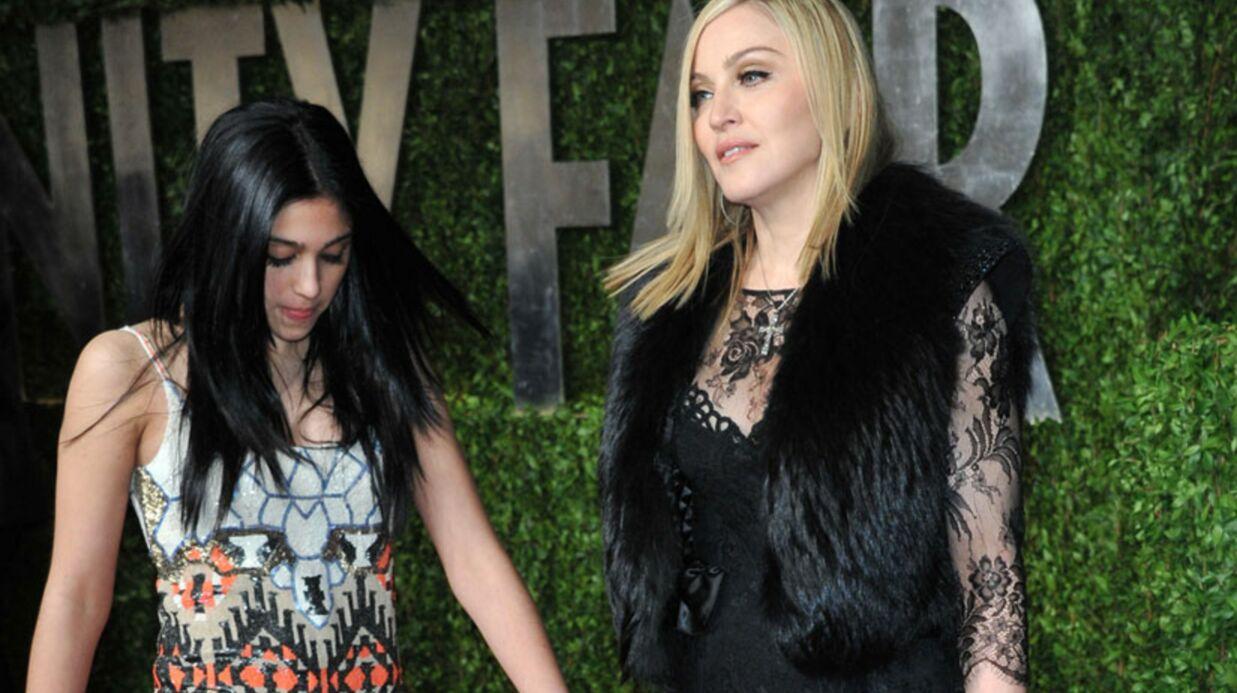 Madonna: sa fille Lourdes veut son indépendance