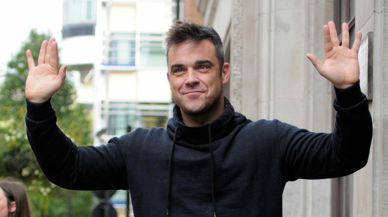 Robbie Williams vexe Gwyneth Paltrow
