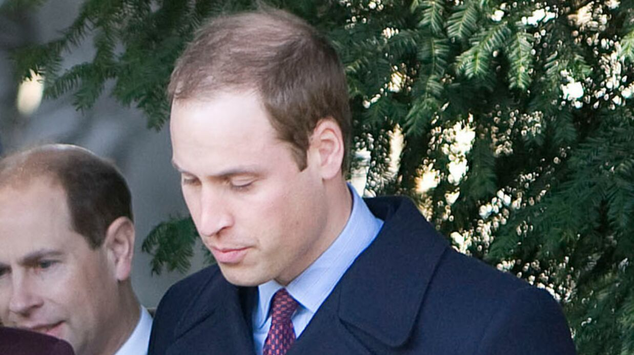 Le prince William assistera aux funérailles de sa nounou