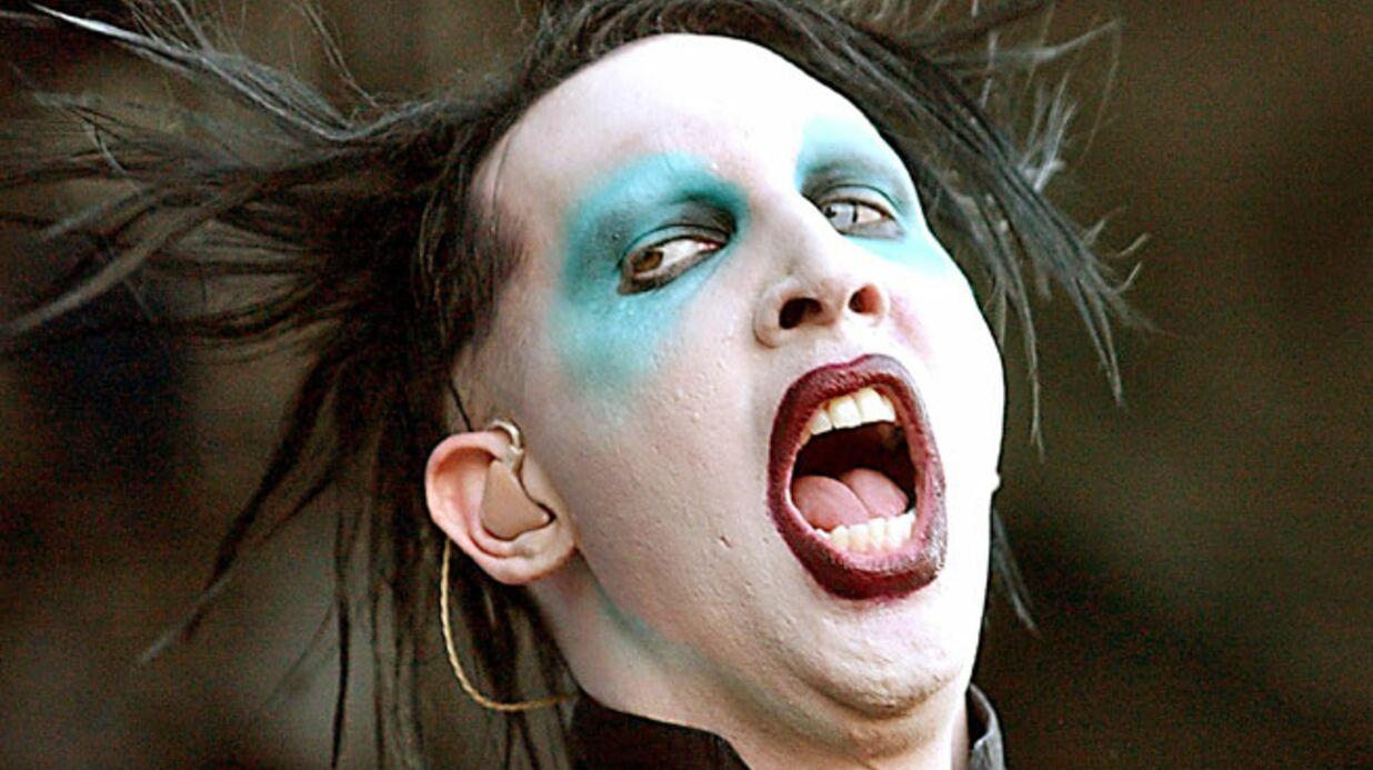 PHOTO Marilyn Manson comme vous ne l'avez jamais vu: au naturel