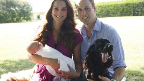 Prince George: une pièce d'or d'un kilo sera frappée pour son baptême