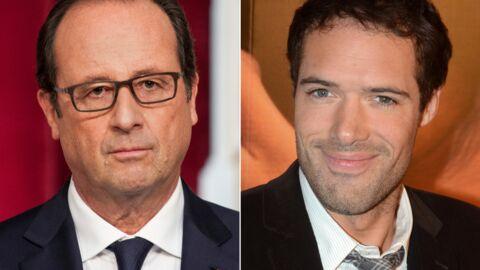 Furieux, François Hollande a appelé Nicolas Bedos après son canular sur Valérie Trierweiler