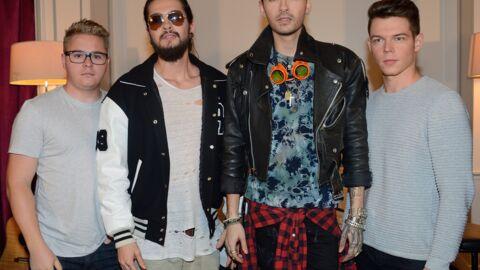 Les Tokio Hotel de retour en France avec un nouvel album, et ils sont méconnaissables…