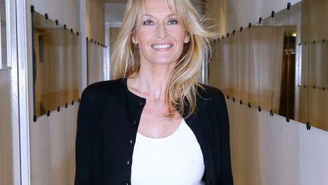 Estelle Lefébure explique comment elle garde de bonnes relations avec ses ex David Hallyday et Arthur