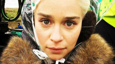 Game of Thrones: la météo vient à bout d'Emilia Clarke sur le tournage de la saison 7