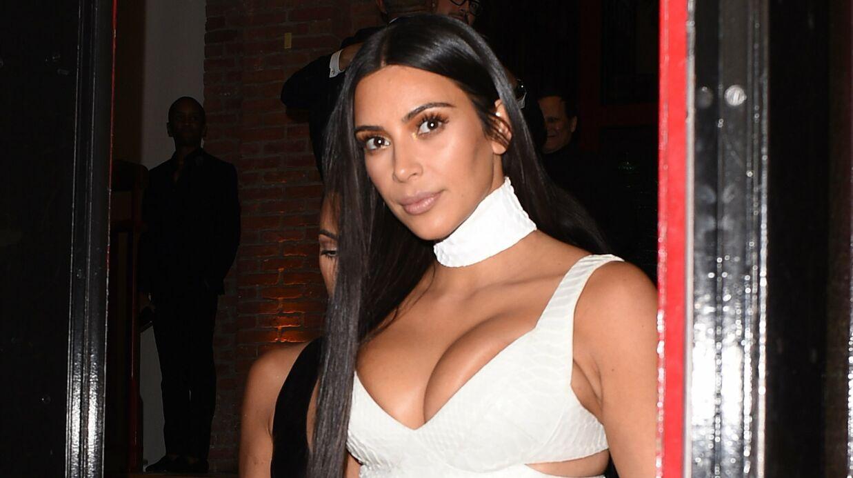 Kim Kardashian: un bijou perdu par les malfaiteurs pourrait contenir des traces d'ADN