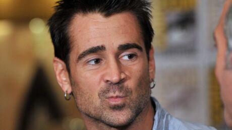 Colin Farrell: 18 000 euros pour retrouver sa ceinture