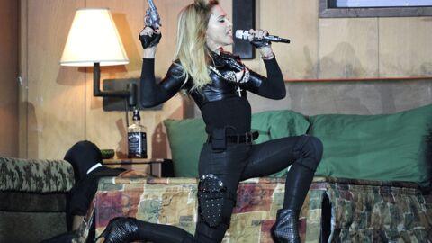 Madonna tombe en concert à Montréal