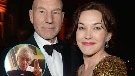 PHOTOS Ian McKellen (X-Men) a marié Patrick Stewart