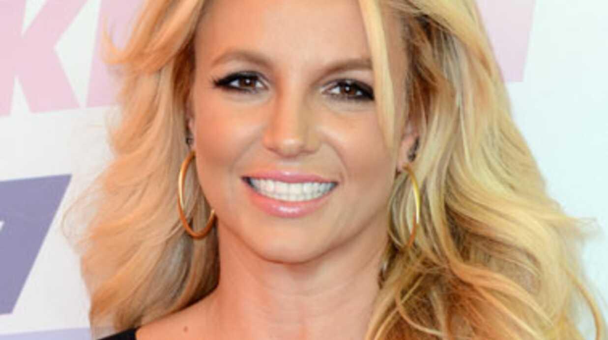 PHOTO Britney Spears exhibe le résultat de douze mois de régime