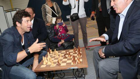 Patrick Bruel défie Garry Kasparov aux échecs et… perd