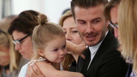 DIAPO Victoria Beckham: à son défilé, sa fille fait craquer Anna Wintour