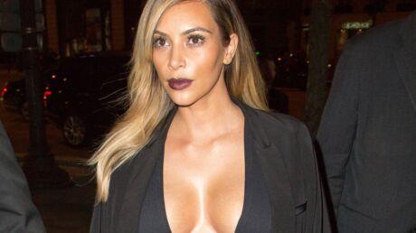 Kim Kardashian censure les photos trop sexy où elle pose avec ses fans