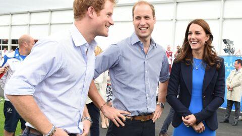 Le Prince Harry impatient de voir la famille de William s'agrandir (et son frère souffrir)