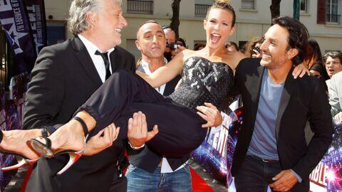PHOTOS Lorie radieuse pour ses débuts dans le jury de La France a un incroyable talent