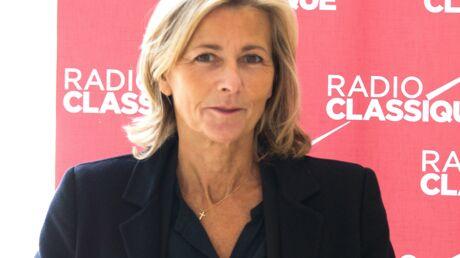 Comment Claire Chazal réagit à son éviction de TF1