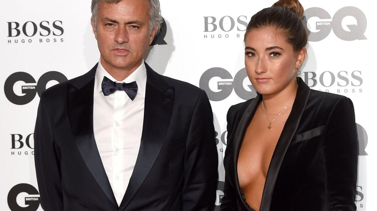 PHOTOS Topless sous sa veste, la fille de José Mourinho lui vole la vedette aux GQ Awards