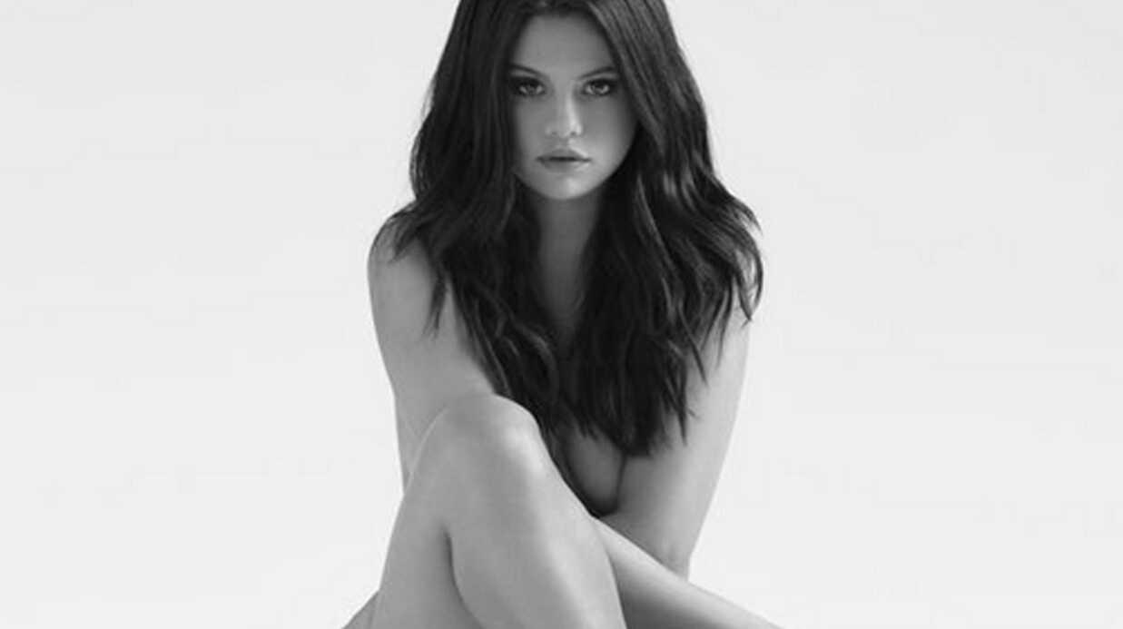 PHOTO Selena Gomez topless pour la sortie de son nouvel album