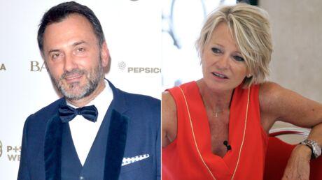 Frédéric Lopez: sa bienveillance à l'égard de Sophie Davant quand il a été choisi pour la remplacer